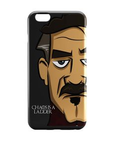 Chaos is a Ladder   Peter Baelish Game Of Thrones iPhone 6 Case