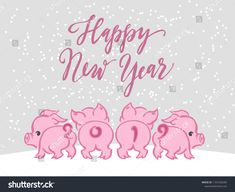 New Year 2019 : Sketching New year 2019 illustration, pig. Hand drawn logo, emblem, symbol of year, Christmas New Year 2019 : Sketching New year 2019 illustration pig. Hand drawn logo emblem symbol of year Christmas Happy New Year 2019, New Year Wishes, New Year Card, Happy Year, Silvester Snacks, New Year's Eve 2020, New Year Pictures, Hand Drawn Logo, Year Of The Pig
