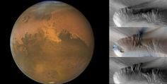 Scientists Discover the Secrets of Mars Sand Hills