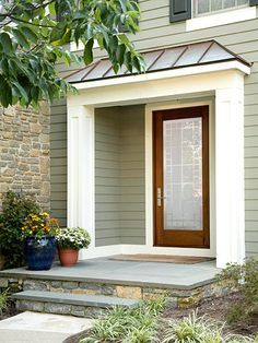 Metal awning in township nj juliet style door awnings for Fypon pvc trellis system