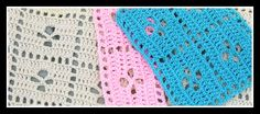 Afghan Inspired by BBC's Call The Midwife                 Thisbeautifully detailed Afghan is inspired by thegorgeous crochet baby b... Crochet Baby Blanket Free Pattern, Crochet Patterns, Baby Afghans, Baby Blankets, Baby Shawl, Call The Midwife, Knit Crochet, Crochet Afghans, Crochet Blankets