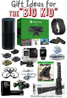 gift ideas for the big kid gifts for teen boysgifts
