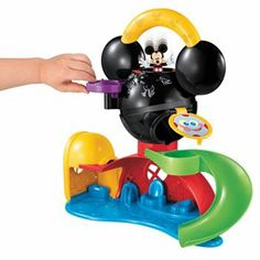 Disney Mickey Mouse Play Around Clubhouse by Fisher-Price