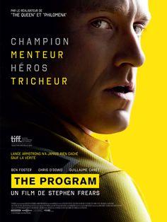 The Program est un film de Stephen Frears avec Ben Foster, Chris O'Dowd. Synopsis : Découvrez toute la vérité sur le plus grand scandale de l'Histoire du sport : le démantèlement du programme de dopage qui a fait de Lance Armstr