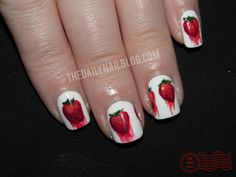 Across the Universe Nails!!   Think i may watch that movie now!