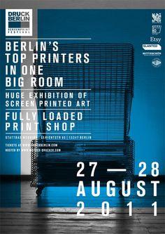 Druck Berlin Festival 2011.
