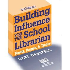 One of my favorite books on how to influence others in the workplace.  Learn how to develop your influence and make an even bigger difference both inside and outside the library media center.