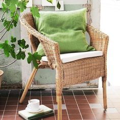 Ikea Must Haves, Wicker, Chair, Furniture, Home Decor, Decoration Home, Room Decor, Home Furnishings, Stool