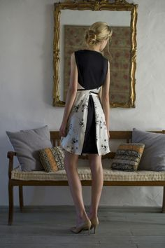 The Betty Dress Flared
