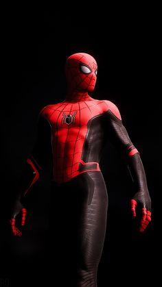 Spiderman Poster, Spiderman Suits, Spiderman Spider, Amazing Spiderman, Spiderman Marvel, Marvel Avengers, Marvel Art, Marvel Dc Comics, Marvel Heroes