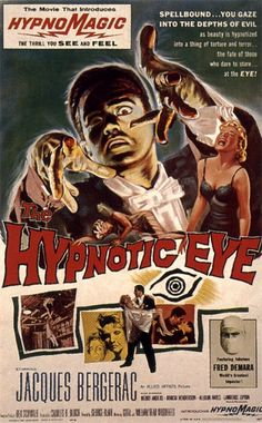 The Hypnotic Eye (1960) - Jacques Bergerac, Merry Anders, Marcia Henderson