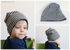 Free Knit Beanie Hat Sewing Patterns – Tested!