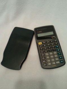 Texas Instruments TI-30XA Scientific Calculator | Consumer Electronics, Gadgets amp; Other Electronics, Calculators | eBay!