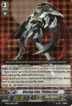 ezel singles So for the last two sets i was a heavy believer that a straight ezel deck was superior to a gurguit deck to me it was simple, glorious reigning.