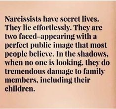 a tragic trait. I know a few narcissistic people. Narcissistic People, Narcissistic Mother, Narcissistic Behavior, Narcissistic Abuse Recovery, Narcissistic Sociopath, Narcissistic Personality Disorder, Trauma, This Is Your Life, In This World