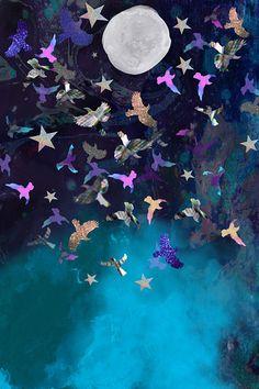 Midnight Birds by Nikki Strange