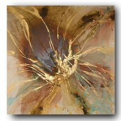 Original Flower Fine Art by Caroline by AffordableArtGallery, $490.00