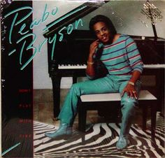 Peabo Bryson had this record in my home solely for the ridiculousness of the cover art