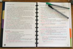 Emma's Studyblr: Managed to summarise this weeks business lessons!