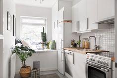 #styling #homestyling #kitchen #kök    Styling av lägenhet mellan Odenplan och Hagaparken | Move2