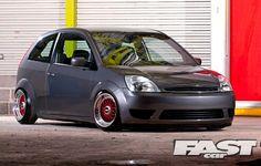 Mk6 Fiesta