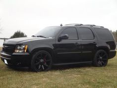 2010 Chevrolet Tahoe - Blacked Out