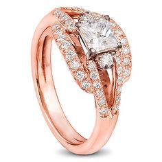 Gallery Sub - Déonne le Roux - The Designer Jeweller Rose Gold Engagement, Diamond Rings, Diamonds, Jewelry Design, Wedding Rings, Jewels, Gallery, Collection, Bijoux