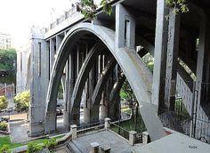 Tocando otros palillos: El Viaducto de la Calle Bailén.