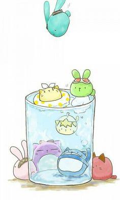 Rin,Len,Gumi,Luka,Kaito,Meiko,Miku y Gakupo | vocaloid <3