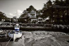 Waiting for the tide - Brancaster Staithe