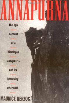 Annapurna by Maurice Herzog. $2.34. Publisher: Lyons Press; 1st edition (June 1, 1997). Publication: June 1, 1997. Author: Maurice Herzog