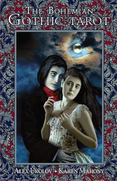 The Bohemian Gothic Tarot third edition, standard size