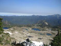 Seven Lakes Basin (Olympics)