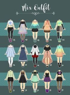(Closed) casual outfit adopts 07 by rosariy dress drawing, drawing clothes, Drawing Anime Clothes, Dress Drawing, Drawing Drawing, Fashion Design Drawings, Fashion Sketches, Drawing Fashion, Fashion Drawing Dresses, Vestidos Anime, Kleidung Design