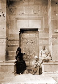 Cairo, Egypt, early 20 C