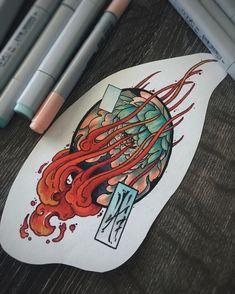 1,422 отметок «Нравится», 14 комментариев — Akos Tattoo (@akostattoo) в Instagram: «Stickers coming soon !! Also available to be tattooed»