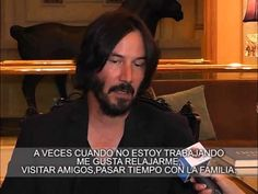 KEANU REEVES NOTA  visit to Uruguay for wedding February 2014