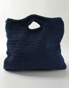 Zigazig Shopper by Gang maker Emily #woolandthegang #madeunique reduced to £69.00