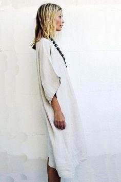 hemp tunic