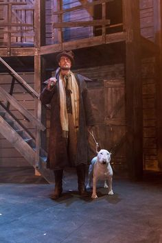 Bullseye from Oliver Twist ITS A BULL TERRIER ITS A SPARKY