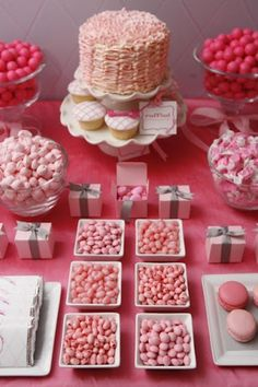 Would be nice for either a baby shower or bridal shower