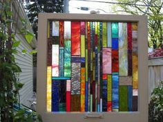 Antique and Repurposed Chicago Bungalow by stanfordglassshop, $333.00