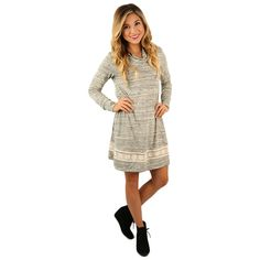 Comfort is Key Tunic Dress