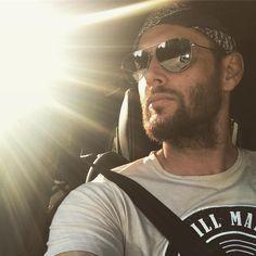 "557.2k Likes, 11.1k Comments - Jensen Ackles (@jensenackles) on Instagram: ""Back in beautiful British Columbia to start season 13.  Goodbye hiatus beard.  It's been real.…"""