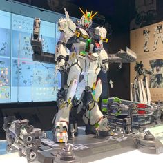 Check out the latest Gunpla Gundam News here. Gundam Mobile Suit, Metal Structure, Gundam Model, Three Dimensional, Action Figures, Tokyo, Images, Animation, Anime