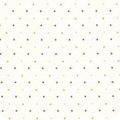 Cousette.com - Popeline pois sous bois - 100% coton   Largeur 145cm  13,00 € le mètre
