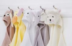 Lambie Bath Wrap by Elegant Baby– This precious hooded bath towel is a special gift for baby! Featuring a cute lamb design, this comfy bath wrap is made of ...