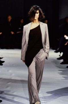 Ann Demeulemeester Spring 1997 Ready-to-Wear Collection - Vogue