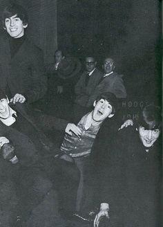 The Beatles 1963...