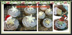 MIS CUPCAKES DE JENGIBRE, SI QUEREIS VER MAS COSITAS OS DEJO EL LINK http://misdulcespasiones.blogspot.com/2013/11/cupcakes-de-jengibre.html
